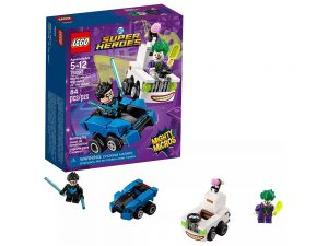 LEGO Super Heroes DC Comics Mighty Micros: Nightwing™ vs. The Joker™ 76093