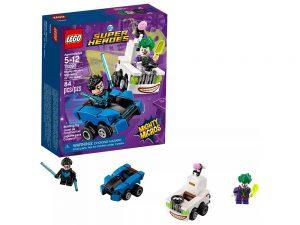 LEGO Super Heroes DC Comics Mighty Micros: Nightwing™ vs. The Joker™ 76093
